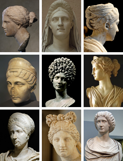 Roman Hair