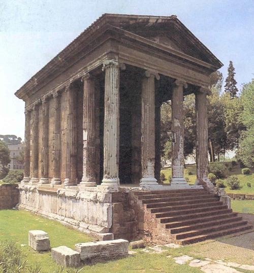 Temple of Portunus (Fortuna Virilis)