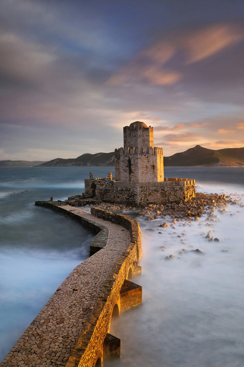 Ancient Fortress of Methoni