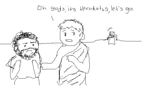 Hey Look It's Herodotus
